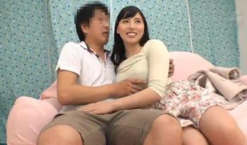 [素人ナンパ]さえちゃん22歳JDが童貞斎藤くんを巨乳を武器に優しくエスコート最後は中出しwww