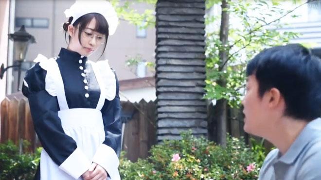 三田家のしきたり 受精専用 中出しメイド 三田杏