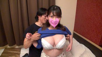 【千葉ナンパツアー②】女子アナ顔×スイカップ巨乳 百年に一人の逸材JDに妊娠中出し