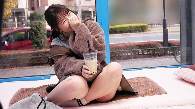 新大久保で見つけたオルチャンガール 小動物系! ゆな(23)