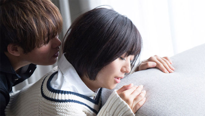 S-Cute Haruka : 指を絡ませ必死に求めてくれる美少女とH - 660_haruka_01