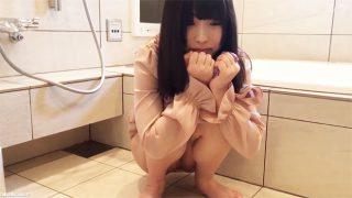 清楚な円光美少女はおしっこでも何でも従うぱいぱんちゃん。当然中出しSEX!!