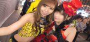 渋谷ハロウィンは今年も大盛り上がり!ノリ良し顔良しカラダ良しのエロポリス(?)をホテル連れ込み撮影会!ちょっと強引でも今夜だけは許される!気づけは自らチ○ポを貪り出す姿に興奮必至!!