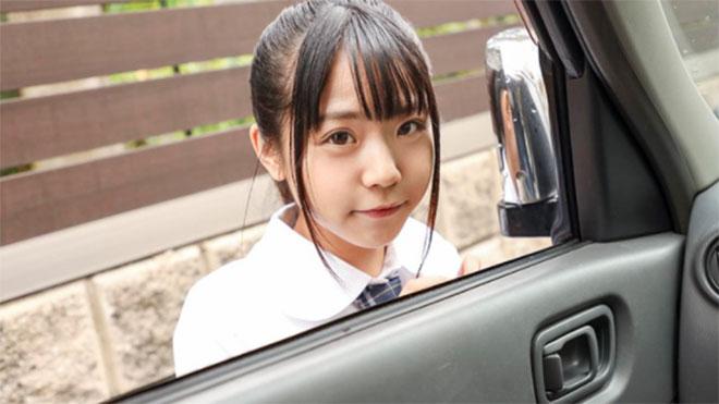 【VR】【追跡視点】女子●生 ワゴン車で誘拐強●VR いちかちゃん
