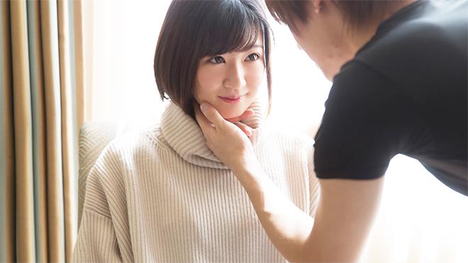 「S-Cute」照れながらも身を任せるウブっ子とH Kaho/栗山夏帆