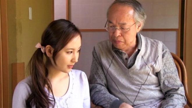 愛しあう義父と嫁 前編 冴島かおり