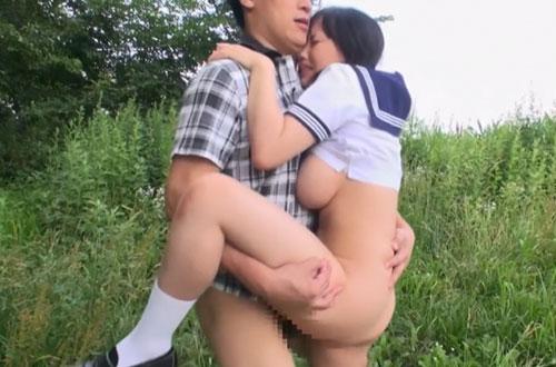 聖☆ホルスタイン学院 北海道 天然搾りたてJカップの女子校生の夏休み 本田莉子 吉永あかね