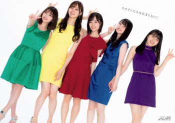 坂道グループの美少女集団!乃木坂46選抜メンバーによる最新グラビア画像!
