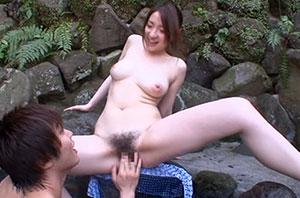 オイ小沢、温泉でヤラセロ。 小沢アリス