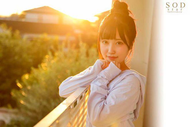 朝田ひまり AV debut 新人グラドル18才 SODstar史上最小147cm 低身長巨乳