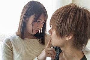 「S-Cute」八頭身の美少女とラブラブH an/三田杏