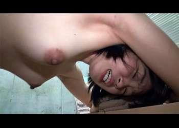 素人女性は即金でのAV出演を了承し、カメラの前で痴態を晒す…デカ尻ピストンでアクメ堕ち!絶景尻を眺めながらピストンしまくる!