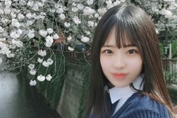【無修正 素人】 18歳現役女子◯生!無邪気な色白美少女に2回中出し!!