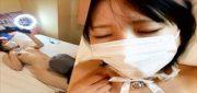 【個人撮影】アナルは痛くて今回は諦めます。クンニと正常位で感じる彼女を主観撮影した素人カップル投稿映像