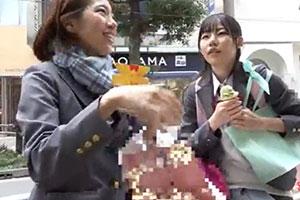 修学旅行で東京に来たイモだけど超絶かわいい田舎女子○生を「東京案内してあげる」とダマして中出し、お友達を電話で呼び出させてその娘もレ○プ 3