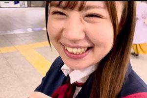 【個人撮影】渋谷オフパコ もち肌のむっちむちJ〇とラブホでハメ撮り