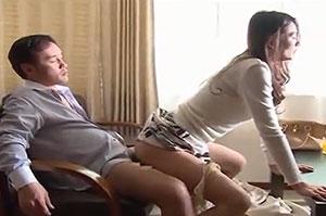 背徳の寝取られ 上司の妻と部下